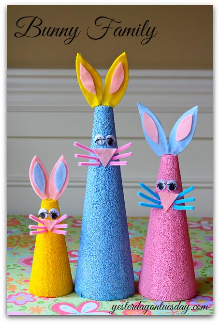 Bunny-Family