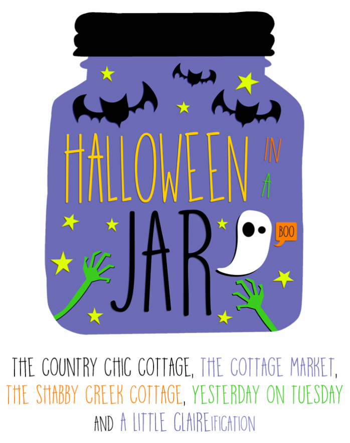 Tons of amazing Halloween Mason Jar ideas for craft, decor and gift giving!