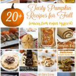A collection of delicious pumpkin recipes