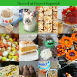 A collection of 20 delicious and decadent desserts shared at Project Inspire{d}