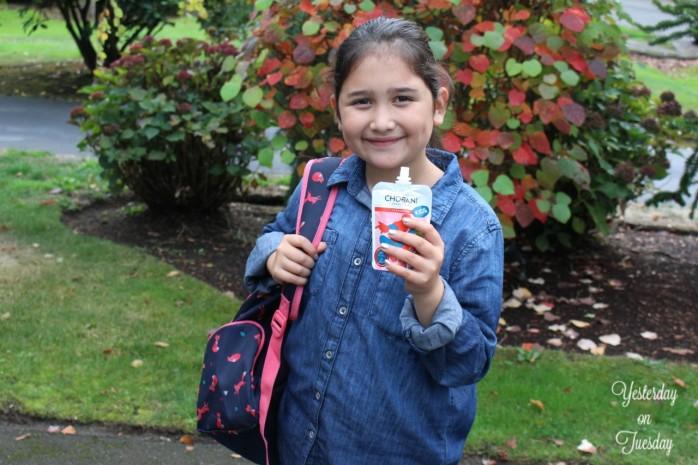 Yummy back to school snacks for kids