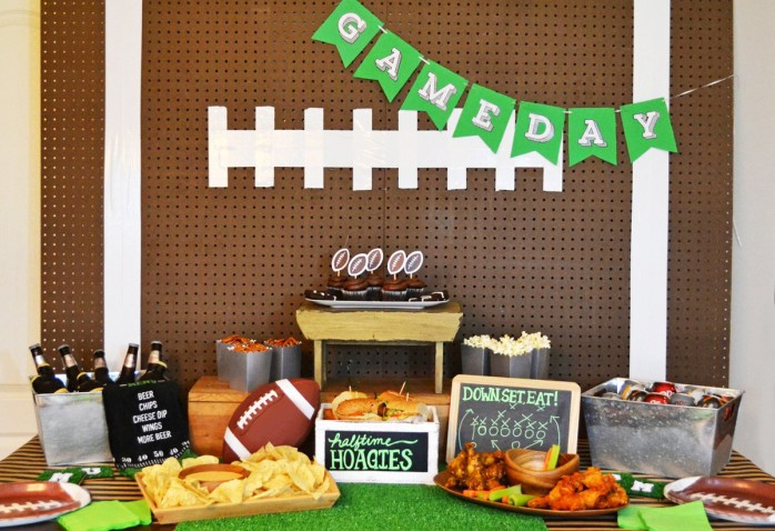 Planning the Perfect Homegating Party