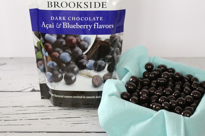 Enter to win 100 lbs of Brookside Chocolate, a chocolate lover's dream!