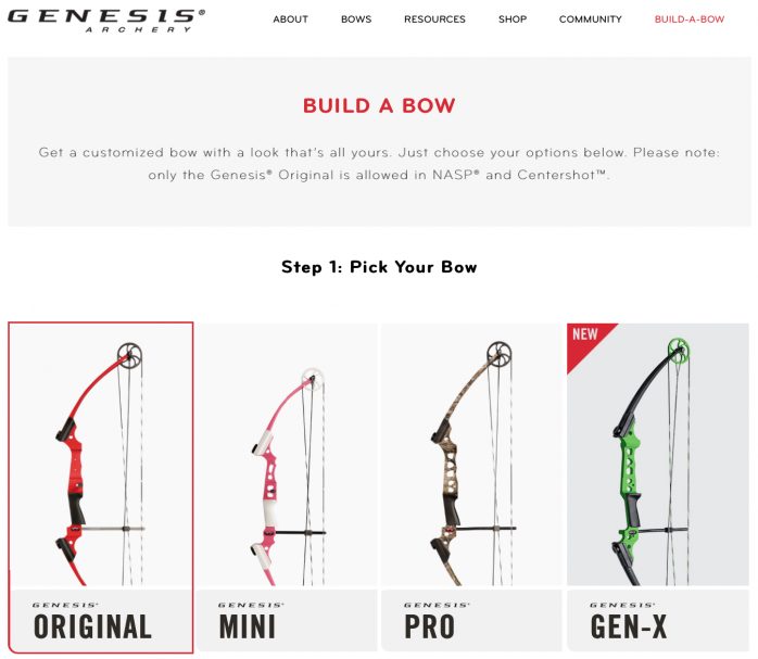 Need a cool present for the kid in your life? The  Genesis Original Build-a-Bow makes a great holiday gift!