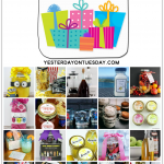 25 Gifts in a Jar, tons of great ideas for women, men, kids, everyone on your list.