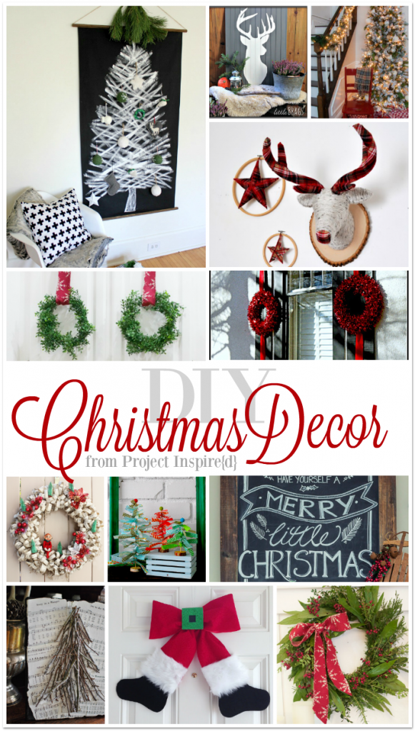 Great DIY Christmas Decor Ideas