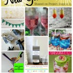 Great food and craft ideas for celebrating New Year's Eve