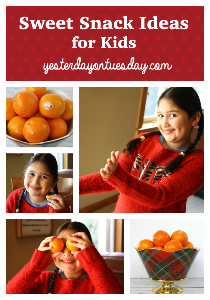 Cuties are the perfect snack for kids, they're sweet, satisfying and fun to eat!