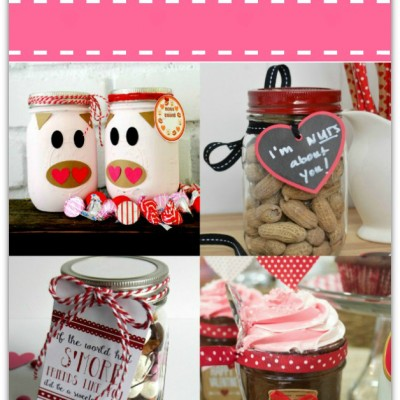 8 Great Mason Jar Projects for Valentine's Day