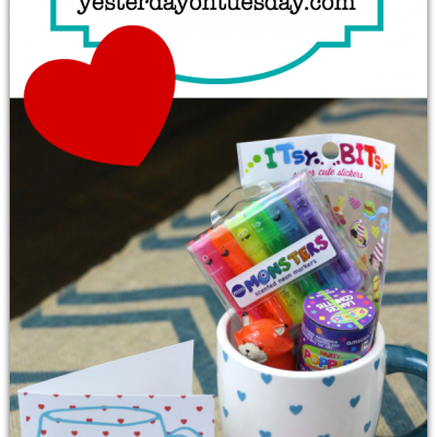 Cup of Kindness Card and Gift