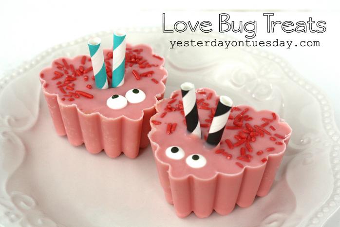 Love Bug Treats