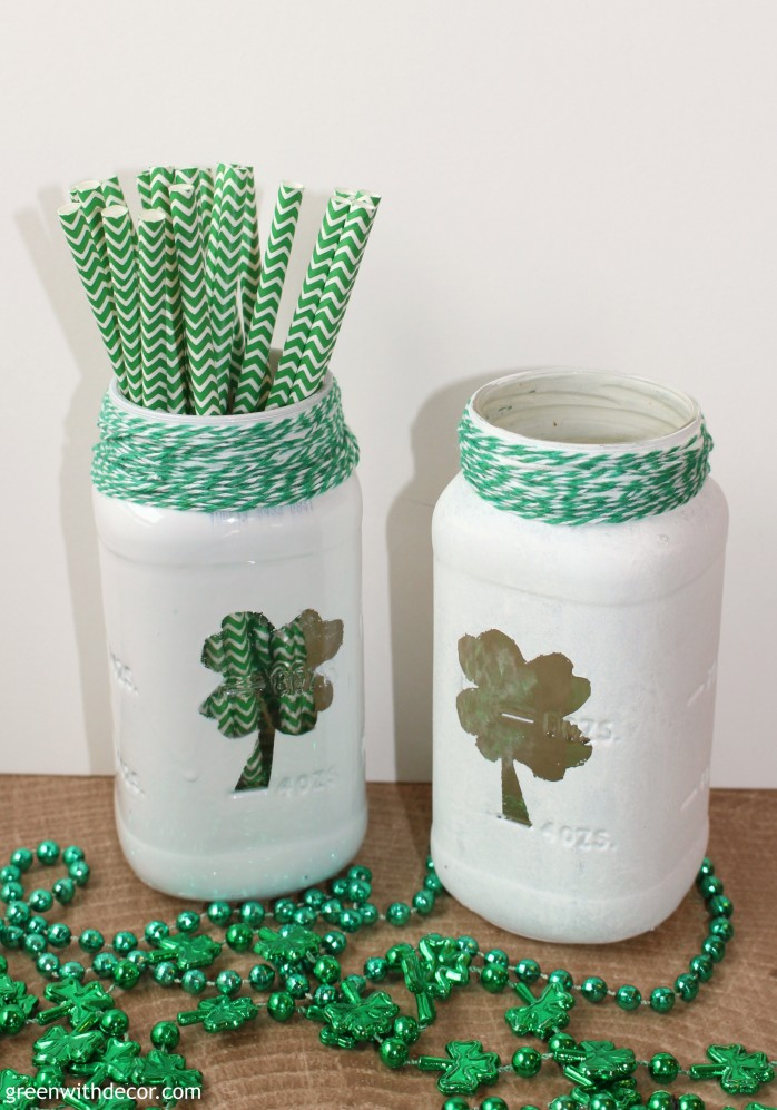 St. Patrick's Day Craft by Green With Decor