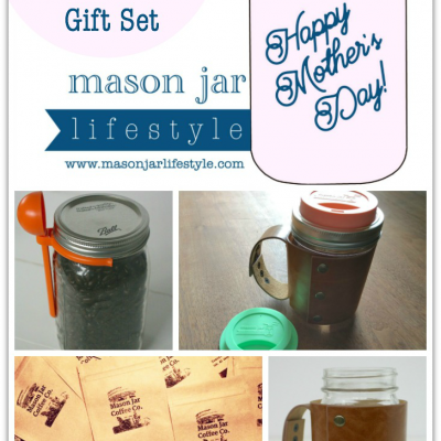 Coffee Lover's Gift Set Giveaway