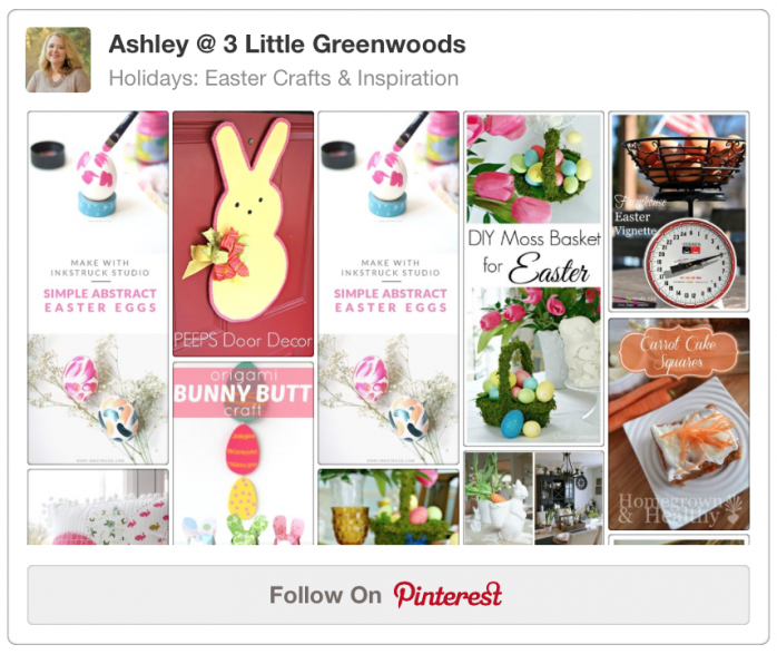 Holidays: Easter & Crafts and Inspiration