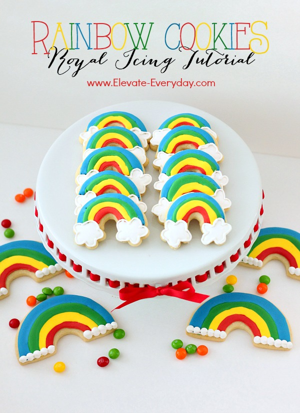 Rainbow-Cookies-Royal-Icing-Tutorial