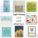 How to create Simple and Stunning DIY Art