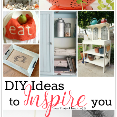 Inspiring DIY Projects for Spring