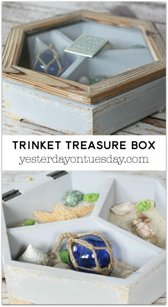 Trinket Treasure Box