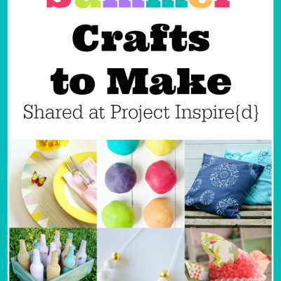 9 Colorful Summer Crafts to Make