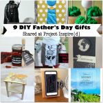 9 DIY Father's Day Gifts Shared at Project Inspire{d}