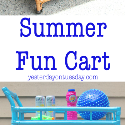 DIY Summer Fun Cart