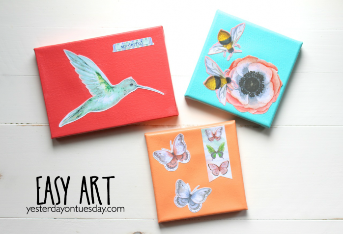 DIY Easy Art