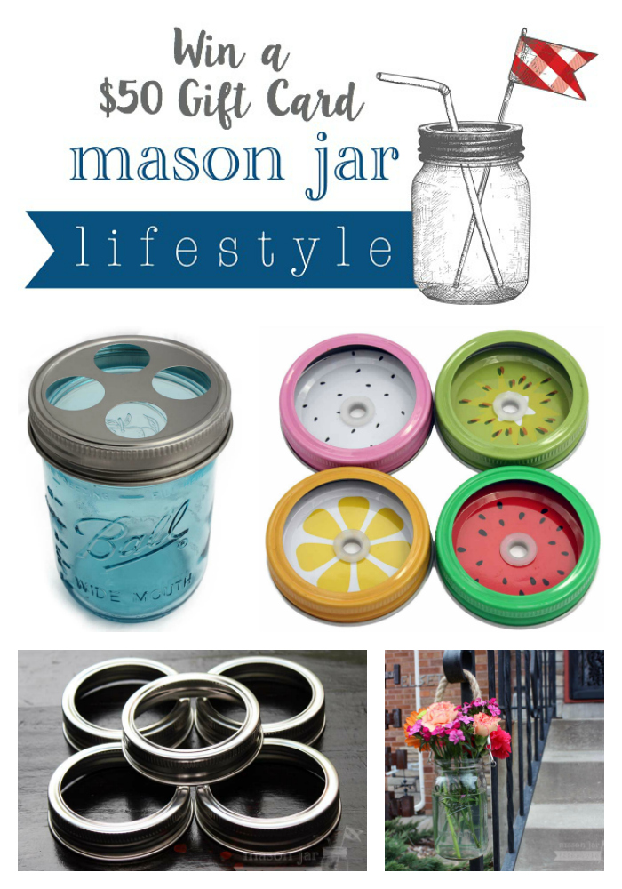 Win a $50 Gift Card and two sets of stainless steel band rings from Mason Jar Lifestyle