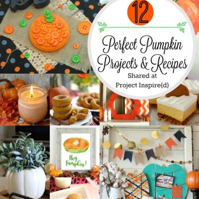 Perfect Pumpkin Projects & Recipes