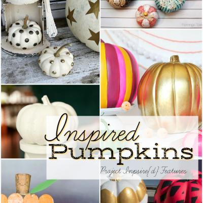 12 Pumpkin Ideas