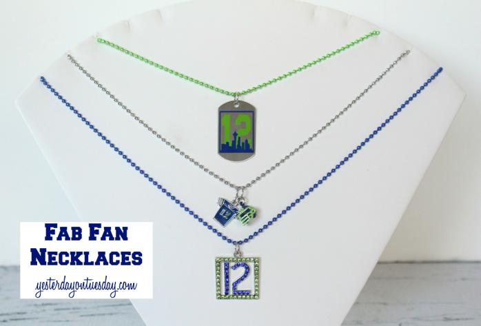 Fab Fan Necklaces