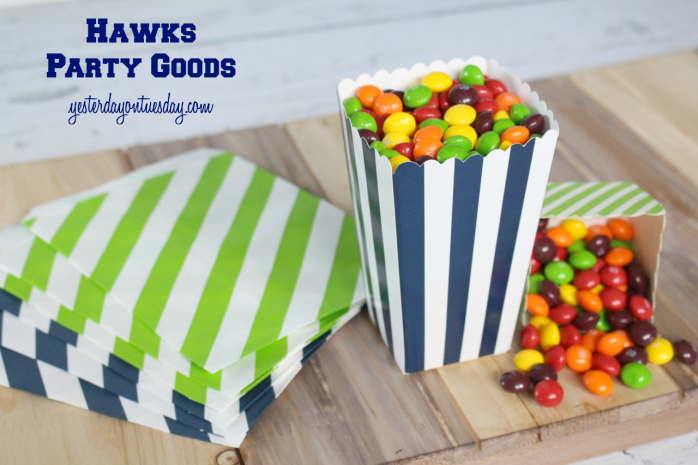 Fun football game watching party ideas