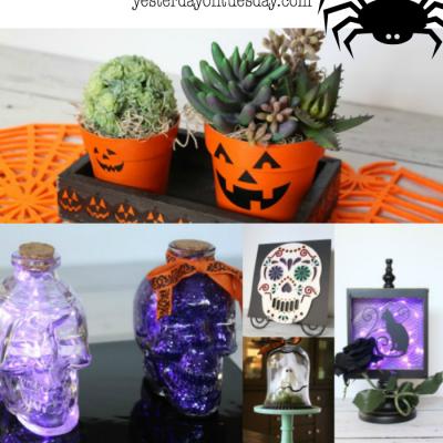 7 Spooky Halloween Decor Ideas