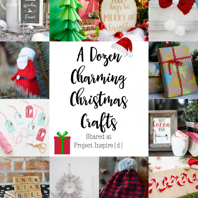 A Dozen Charming Christmas Crafts