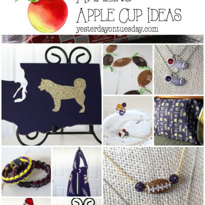 Amazing Apple Cup Ideas