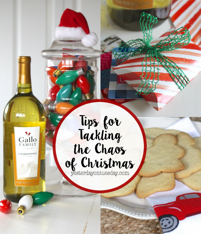 Tips for Tackling the Chaos of Christmas