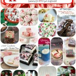 17 Delicious Peppermint Desserts including coffee, cookies, brownies, marshmallows, cupcakes, spoons and much more!
