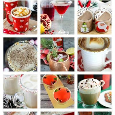 A Dozen Festive Holiday Drinks