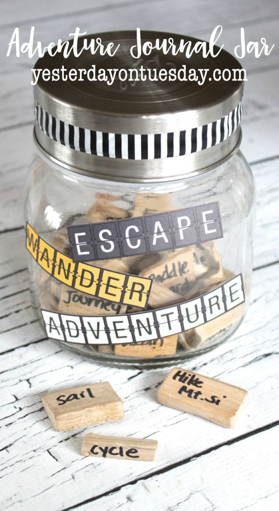 7 Meaningful Journal Jar Ideas for the movie fan, foodie, family and more! Use mason jars or other glass jars for these easy memory keeping projects.