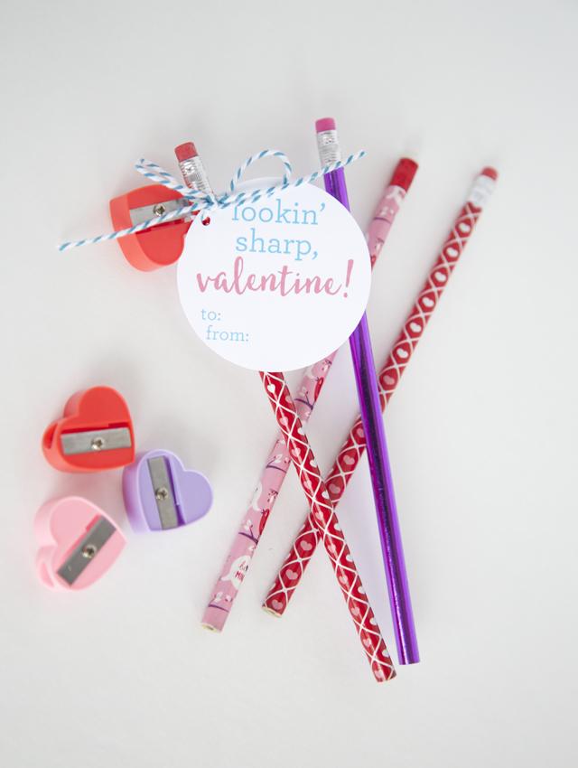 Lookin' Sharp Valentine