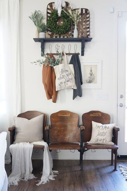 Entryway from Perfecting the Homefront