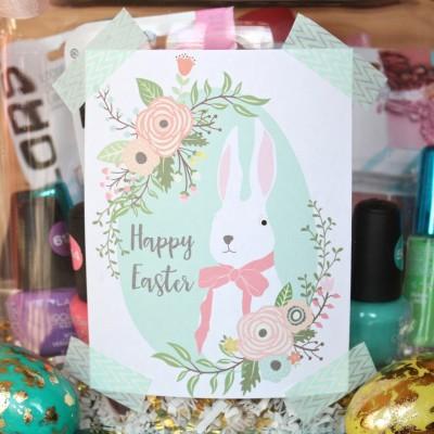 Teen Girl Easter Jar Gift