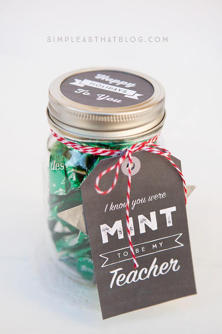 Mint to be My Teacher
