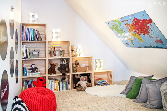 Reading Play Room