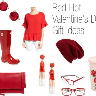 Red Hot Valentine's Day Gift Ideas