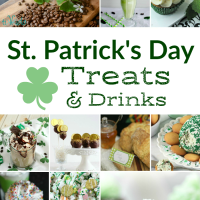 St. Patrick's Day Treats and Drinks