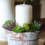 Modern Farmhouse Candle Holder