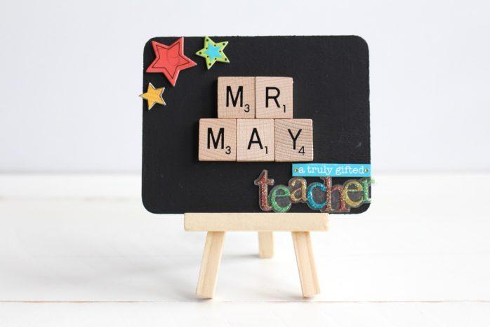 Teacher Name Plate Sign