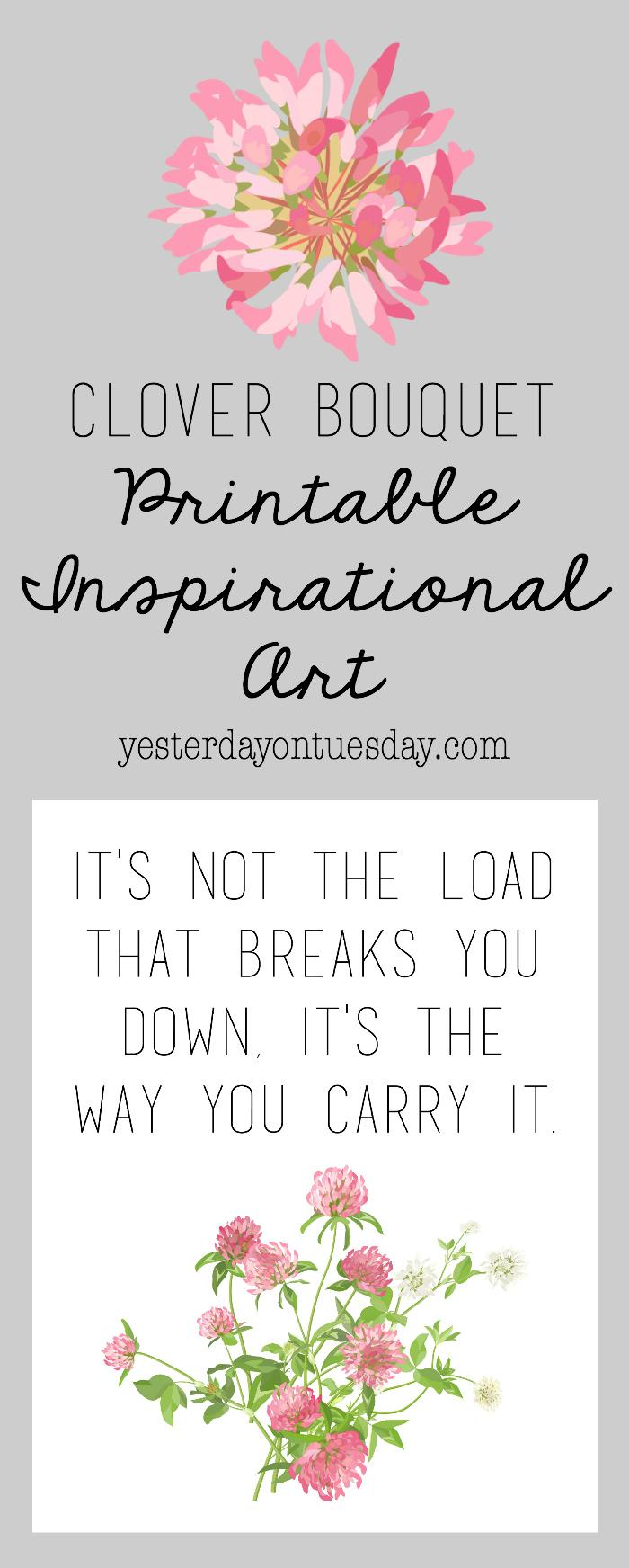 Printable Inspirational Art