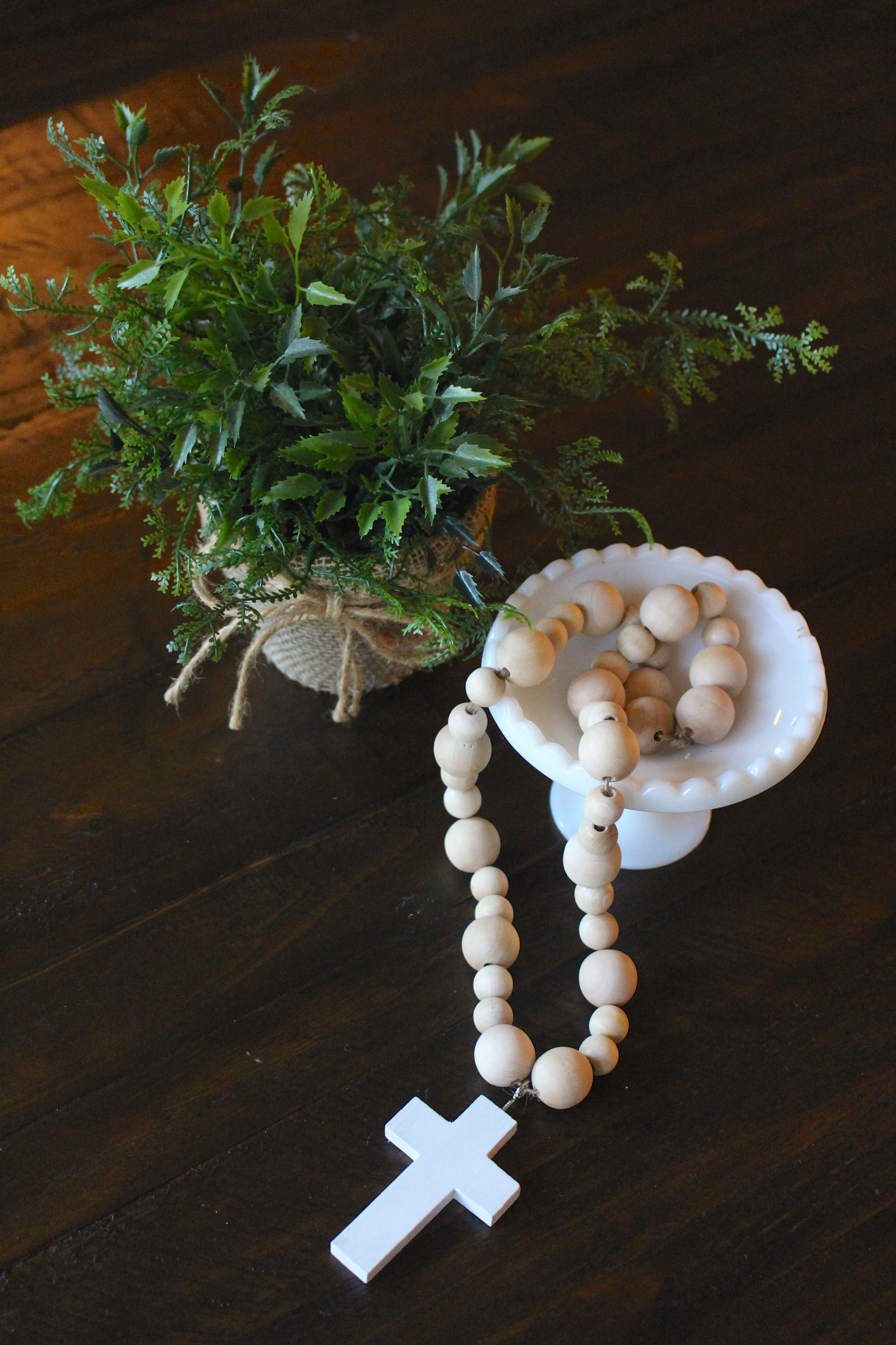 DIY Prayer Beads