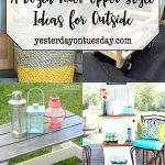 Modern Farmhouse Ideas for Outdoors